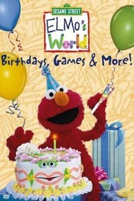 Sesame Street: Elmo's World: Birthdays, Games & More!