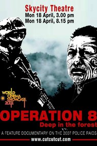 Operation 8: Deep in the Forest