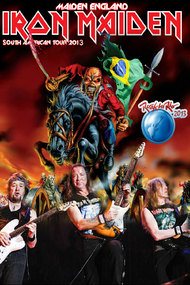 Iron Maiden: Rock in Rio 2013