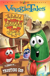 VeggieTales: The Ballad of Little Joe