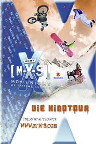 M-X-S - Movie Night Of Extreme Sports
