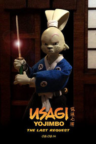 Usagi Yojimbo: The Last Request