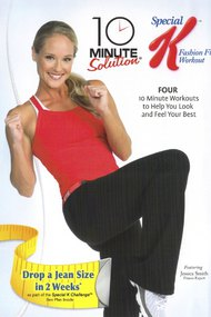 10 Minute Solution: Special K Fashion Fit Workout