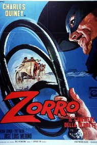 Zorro, Rider of Vengeance