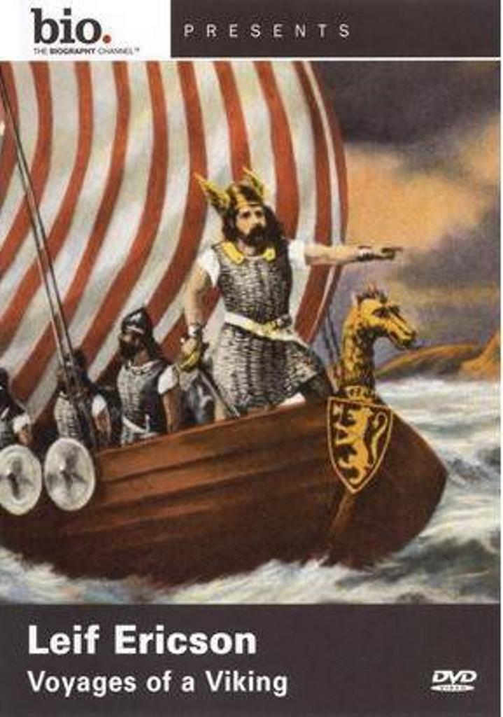 a biography of leif ericsson Leif eriksson was probably the first european to visit north america he was a viking the vikings were warriors from northern europe who traveled far by sea during the middle agesleif was born on the island of iceland sometime before ad 1000.
