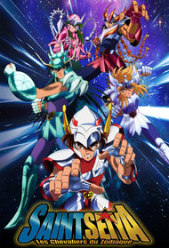 Saint Seiya episodes (Anime TV 1986 - 1989)