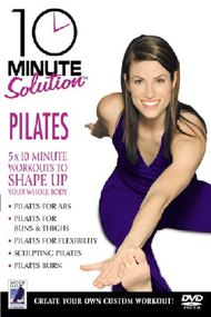 10-Minute Solution: Pilates