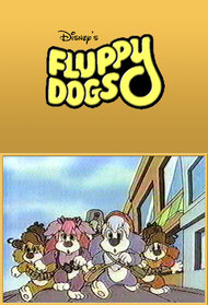 Disney's Fluppy Dogs