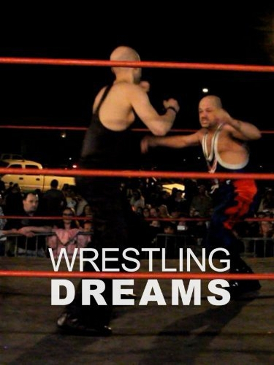 a writers love for wrestling and dream of becoming a professional wrestler