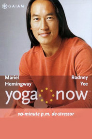 Yoga Now: 10-minute P.M. De-stressor