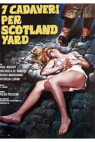 Seven Murders for Scotland Yard