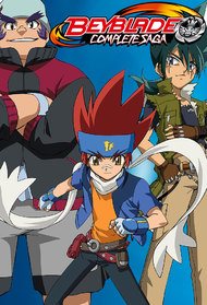 Bakuten Shoot Beyblade G Revolution