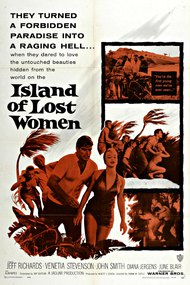 Island of Lost Women