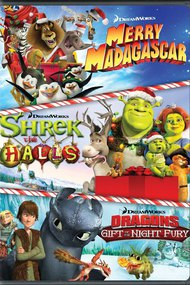 Dreamworks Holiday Classics (Merry Madagascar / Shrek the Halls / Gift of the Night Fury)