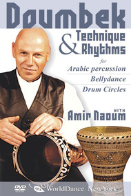 Doumbek Technique and Rhythms for Arabic Percussion, Bellydance, and Drum Circles
