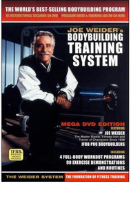 Joe Weider's Bodybuilding Training System, Session 1: Introduction to the Weider System