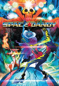 Space Dandy