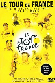 Le Tour De France The Official History 1993 - 2005