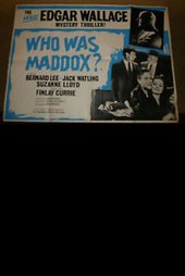 Who Was Maddox