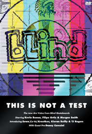Blind - This Is Not A Test