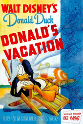 Donald's Vacation