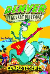 Denver The Last Dinosaur