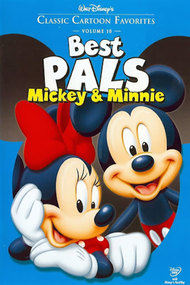Classic Cartoon Favorites, Vol. 10 - Best Pals - Mickey & Minnie