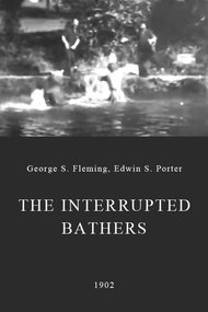 The Interrupted Bathers