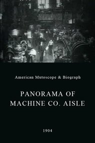 Panorama of Machine Co. Aisle