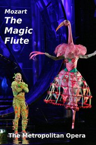 The Magic Flute: Metropolitan Opera