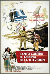 Santo vs. the Murderer of TV