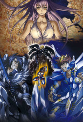 Saint Seiya: The Lost Canvas - Meiou Shinwa