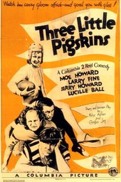 Three Little Pigskins