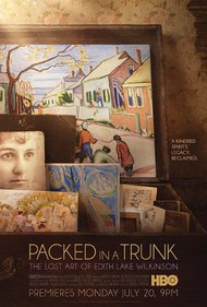 Packed In A Trunk: The Lost Art of Edith Lake Wilkinson