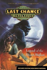 The Last Chance Detectives: Legend of the Desert Bigfoot