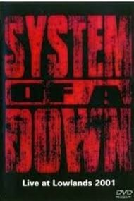 System Of A Down Lowlands Festival 2001