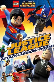 Lego DC Comics Super Heroes: Justice League – Attack of the Legion of Doom!