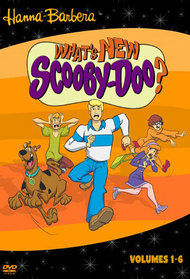 What's New Scooby-Doo?