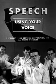 Speech: Using Your Voice