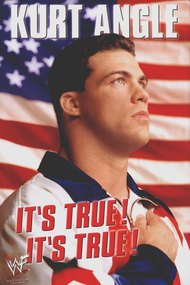 Kurt Angle: It's True! It's True