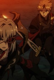 Lord of Vermilion III Special Anime Movie
