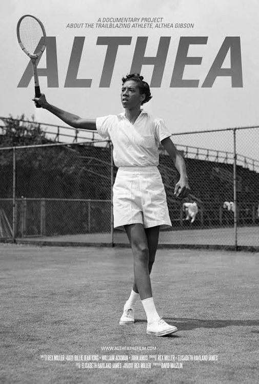 a biography of althea gibson an american tennis player
