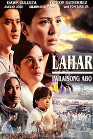 Lahar Paraisong Abo