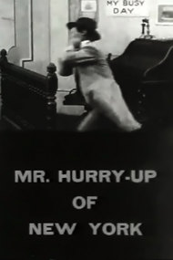Mr. Hurry-up