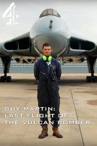 Guy Martin Last Flight of the Vulcan Bomber
