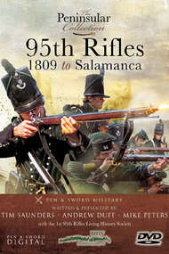 The 95th Rifles 1809 - 1812