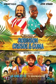 Robinson Crusoe and Friday
