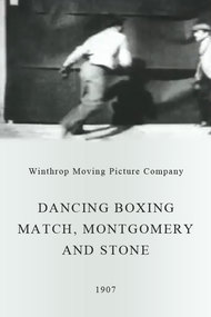 Dancing Boxing Match, Montgomery and Stone