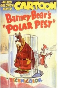 Barney Bear's 'Polar Pest'