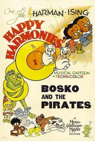 Little Ol' Bosko and the Pirates